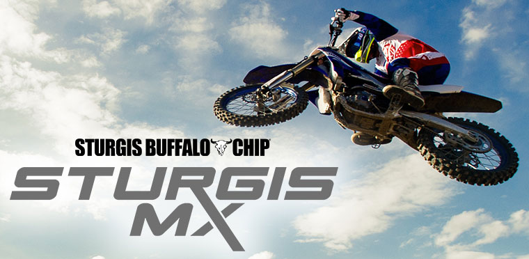 e3cdf3e16 New for 2019, come ride the Sturgis MX track with celebrity riders Carey  Hart, Ricky Carmichael, James Carter, Jeff Ward, Micky Dymond among others.