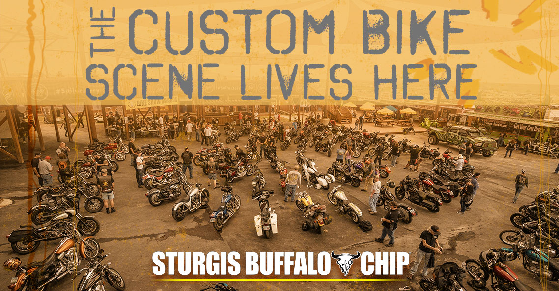 Bike Shows Daily throughout the Sturgis Rally
